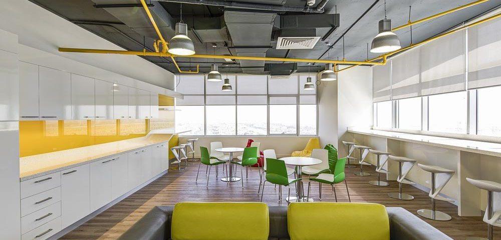 El nuevo interiorismo de oficinas tiene en cuenta los espacios de descanso
