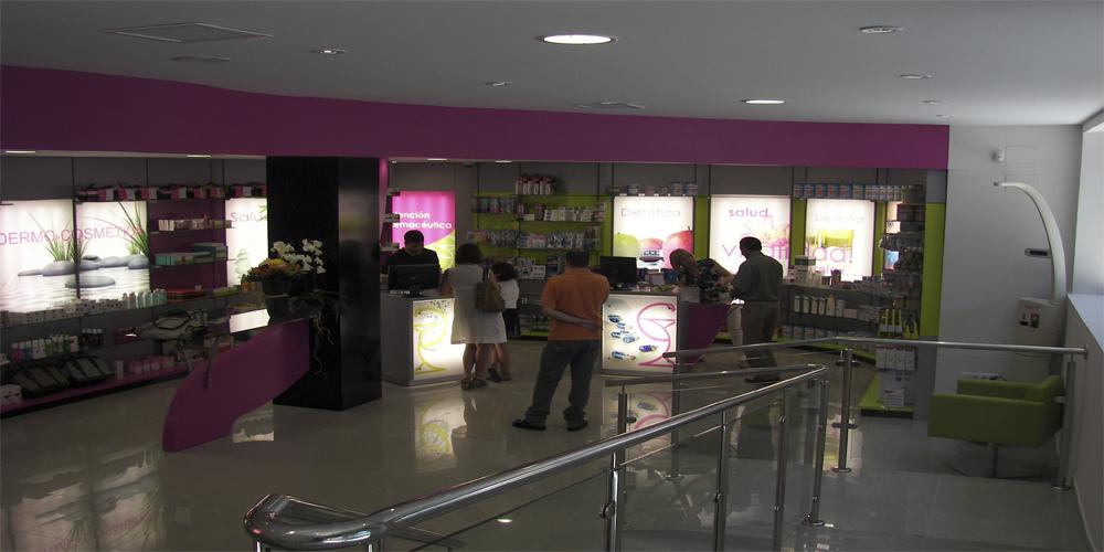 Farmacia en Plasencia (Cáceres) Mofexsa