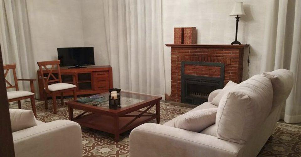 Interiorismo Hotel Rural por Mofexsa