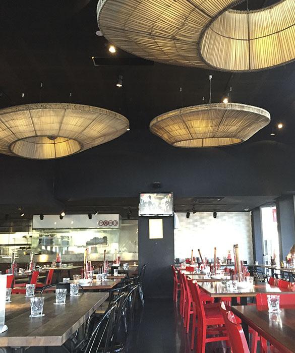 Buscamos experiencias en los clientes por medios de proyectos de interiorismo en restaurantes