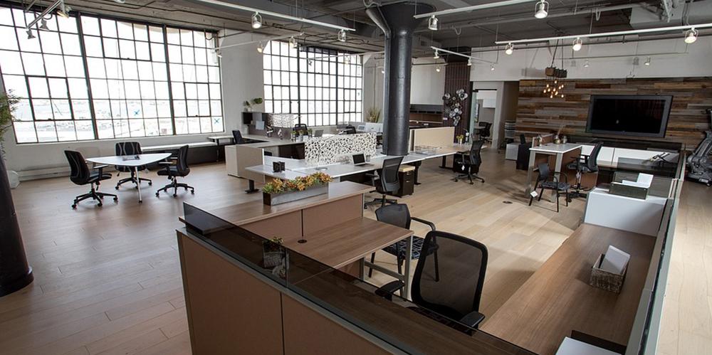 tendencias en equipamiento de oficinas