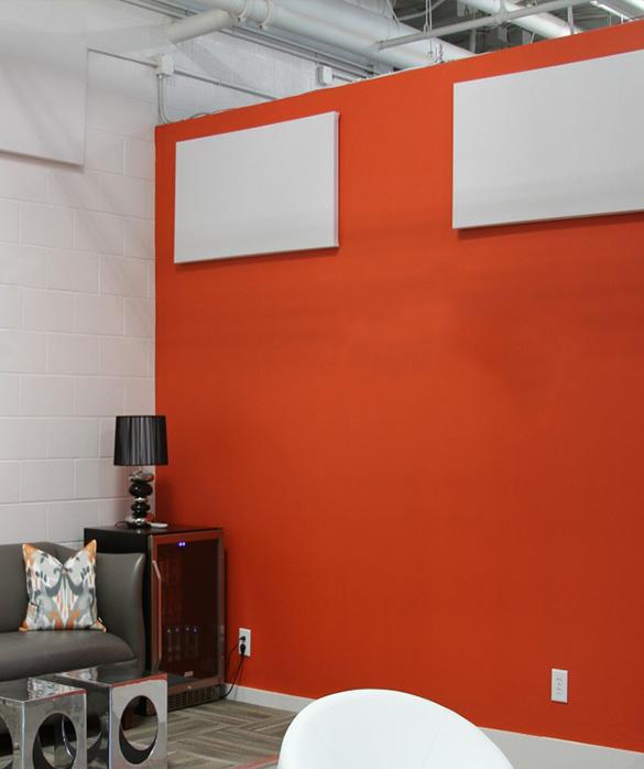 Si las paredes no llegan al techo, crearemos una sensación de mayor amplitud