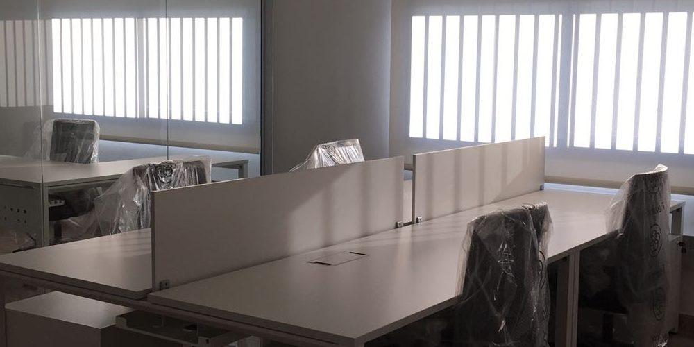 Oficinas en madrid mofexsa creando espacios for Oficina empleo coslada